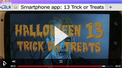 BBC Click - Halloween 2012