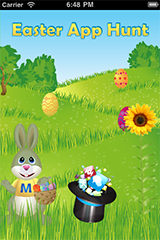 Easter App Hunt screenshot