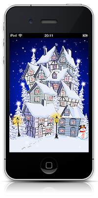 Advent Calendar 2011 in iPhone